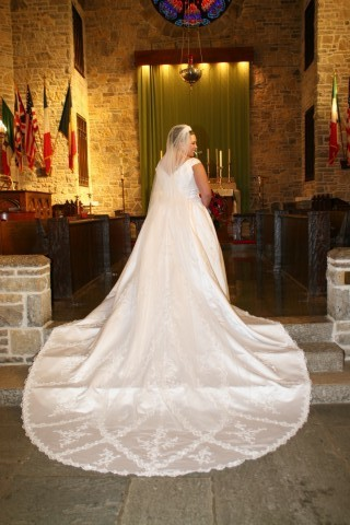 Wedding Dresses, Fashion, dress, Train