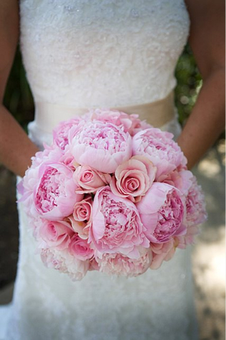 pink, Bride Bouquets, Spring Wedding Flowers & Decor