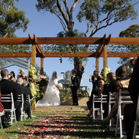 Ceremony, Flowers & Decor, Destinations, Australia, Wedding, Australian, Australian wedding