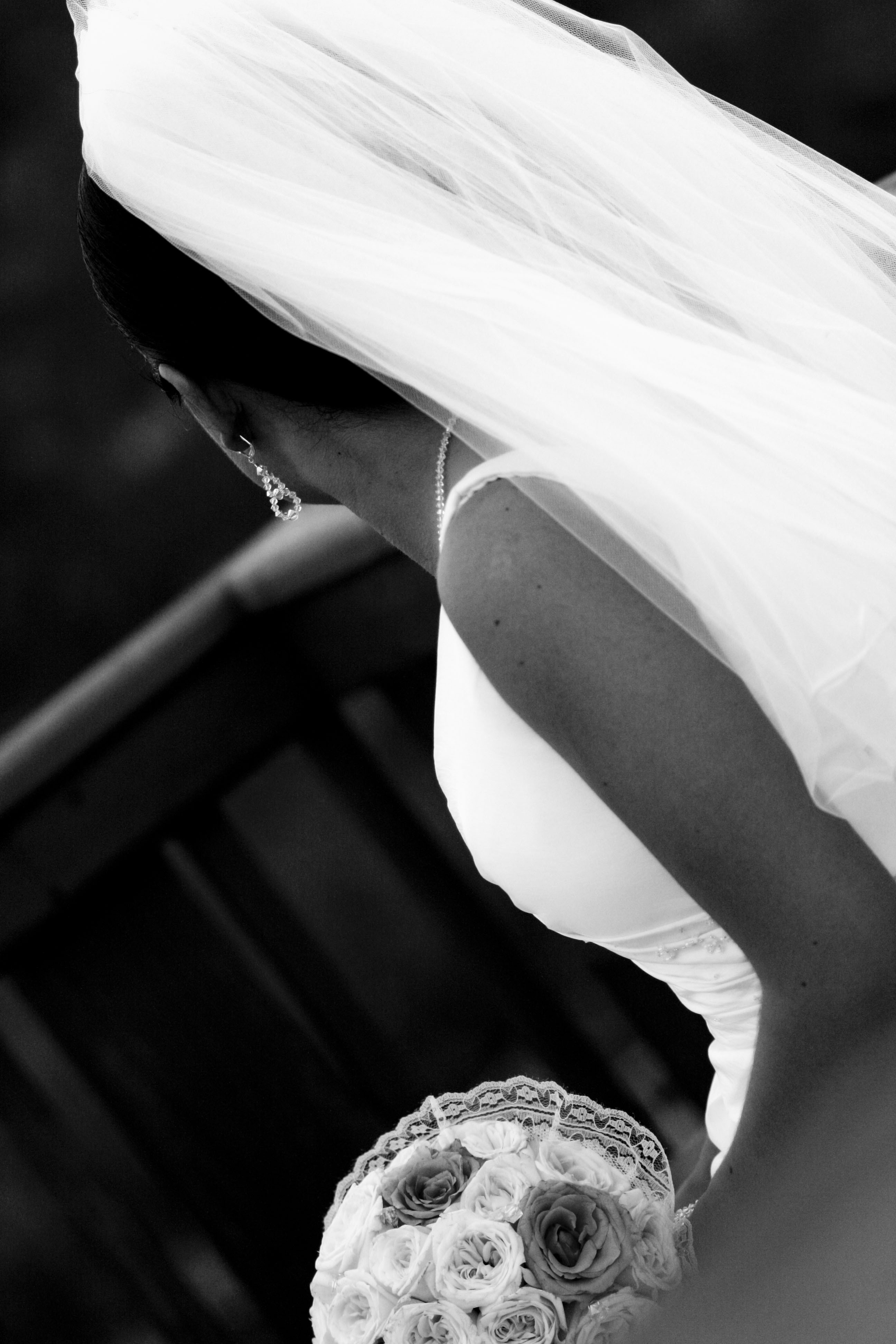 white, Bride, Beautiful, Esmeralda aceves