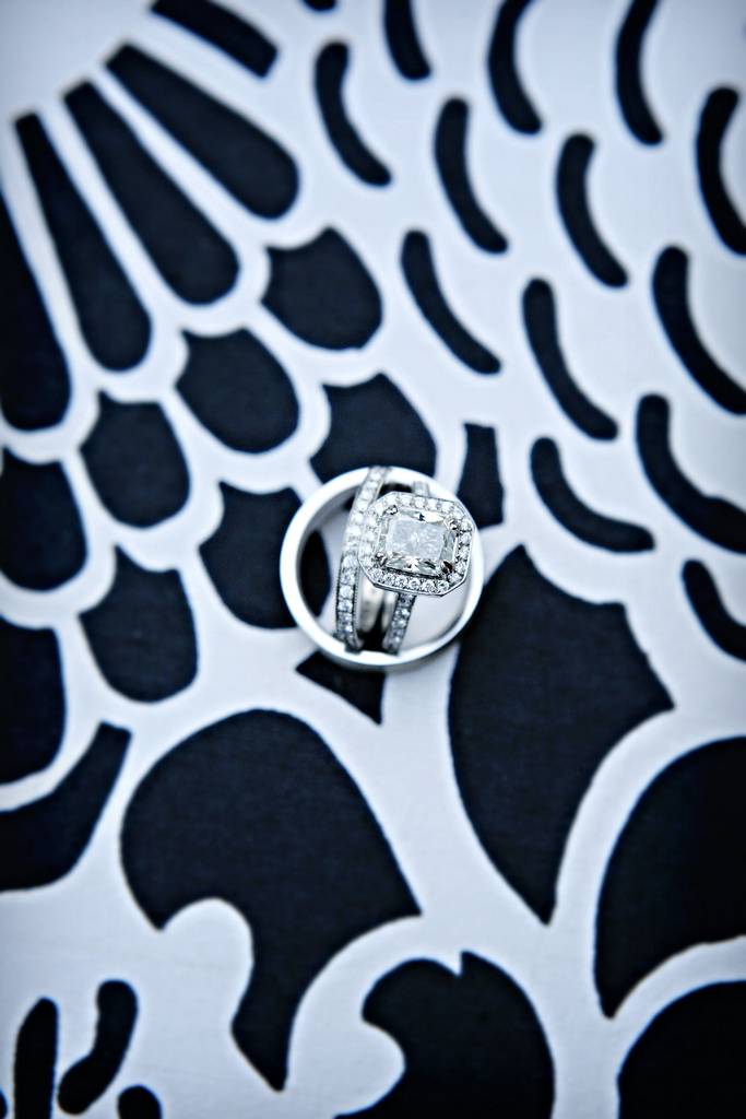 Jewelry, white, black, Wedding, And, Damask, Wedding ring, Seinfeld