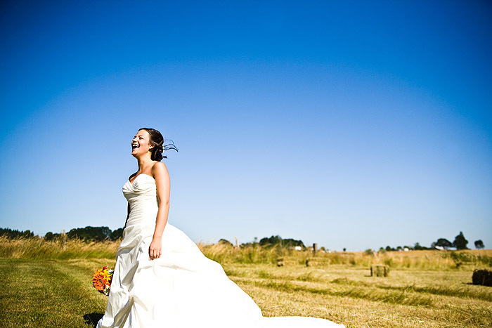 Bride, Laughing, Country, Sunny, Jelani memory photography