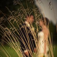 Bride, Groom, Focus, Wheat, Outside, Art, Jelani memory photography