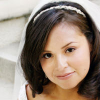 Beauty, Makeup, Down, Bride, All, Natural, Styles, Something blue stylists