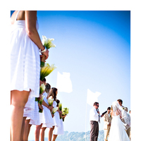 Beach, Wedding, Jesi haack weddings