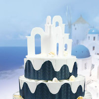 Favors & Gifts, Cakes, cake, Favors, Centerpiece, Greek, Weddingolala