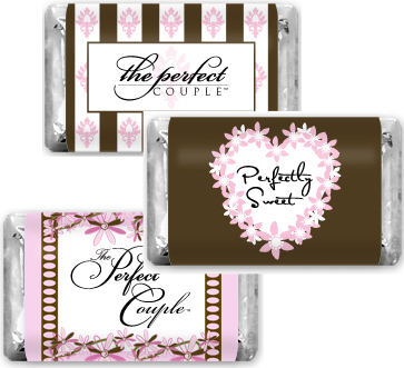 Favors & Gifts, pink, brown, Favors, Wedding, And, Accent the party