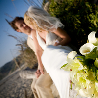 Beach, Bouquet, Wedding, Jesi haack weddings