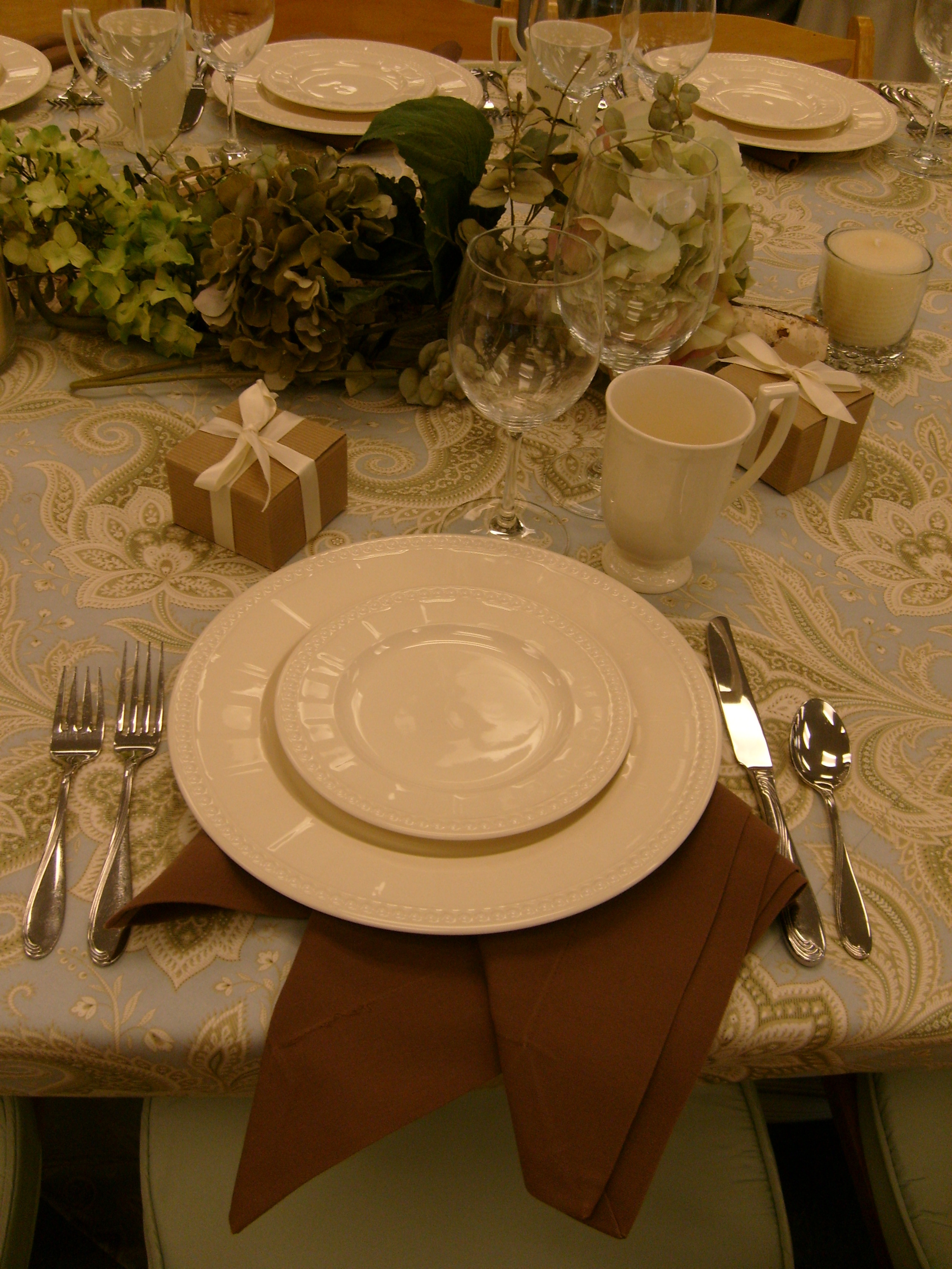 Registry, ivory, Place Settings, Drinkware, Crystal, Glasses, Plates