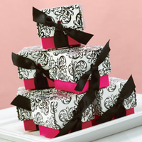 Favors & Gifts, favor, Favors, Do, Boxes, It, Yourself, Accent the party