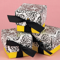 Reception, Flowers & Decor, Decor, Favors & Gifts, favor, Favors, Do, Boxes, It, Yourself, Accent the party