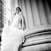 Beauty, Wedding Dresses, Fashion, dress, Bride, Portrait, Hair, Canyon, Chicago, Urban, Imaginative studios, Financial