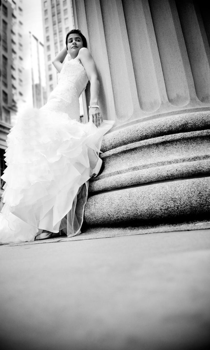 Beauty, Wedding Dresses, Fashion, dress, Bride, Portrait, Hair, Canyon, Chicago, Urban, Imaginative studios, Financial