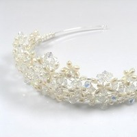 Jewelry, Tiaras, Tiara, Royal, Quality, Luxury, Lou lou belles, Expensive