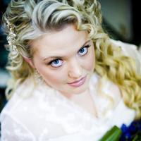 Beauty, Long Hair, Bride, Hair, Bridal, Long, Blond, Make-up, Style, Hairstyle, Extensions, Design visage, Eyelash