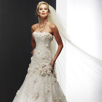 Wedding Dresses, Fashion, dress, Gown, Maggie, Sottero, Royale, Rhianna