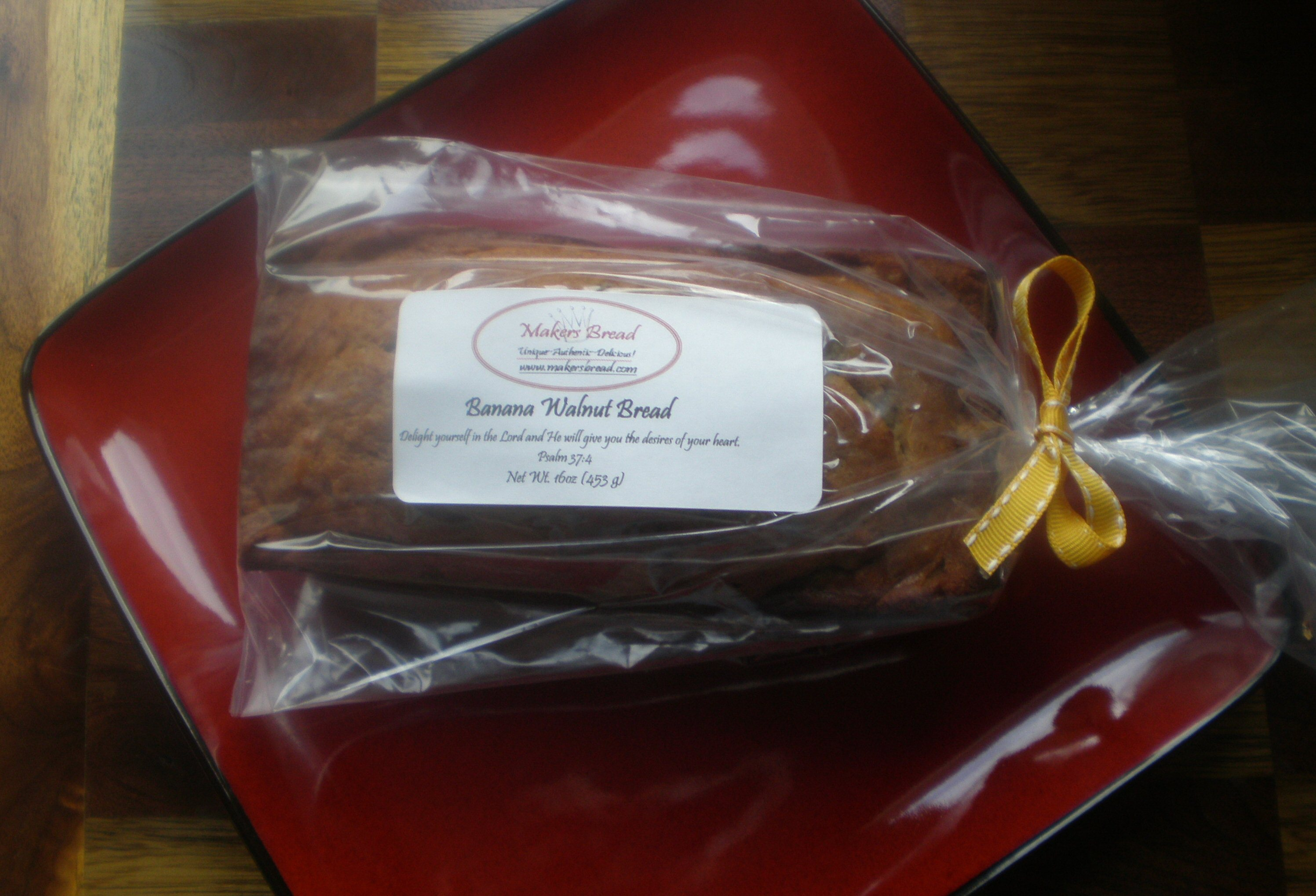 Favors & Gifts, favor, bread, Friendship, Amish, Makers bread