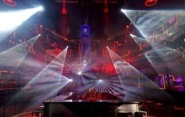 Lighting, Dance, Band, Floor, Enhanced lighting