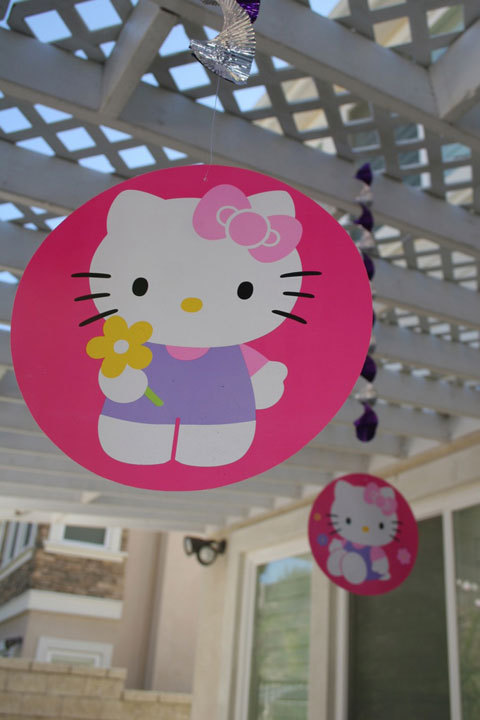 Flowers & Decor, Decor, Hello, Kitty