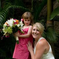 Flowers & Decor, Wedding Dresses, Fashion, white, pink, dress, Bride Bouquets, Flowers, Bouquet, Marweddings, Flower Wedding Dresses