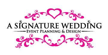 Planning, Wedding, Of, Signature, Service, Full, Coordination, Say, A signature wedding-event planning design