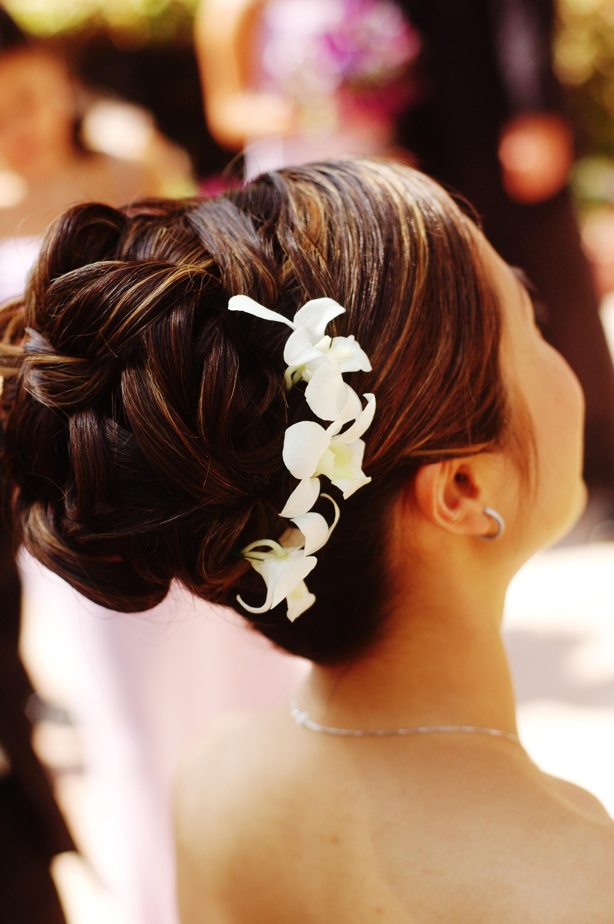 Beauty, Updo, Hair, Joyce luck style