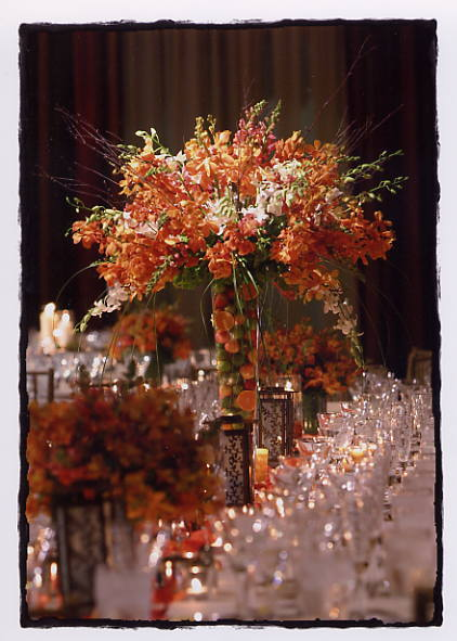 Beach, Centerpiece, Of, Table, Floral, Orchids, Kate, In, Design, Stunning, Head, Baker, Kate baker floral design, Huntington, Hyatt, Resort, Tones, Citrus