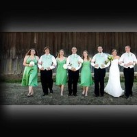 Fashion, green, Party, Bridesmaid, Bridal, Dresses, Cardas photography