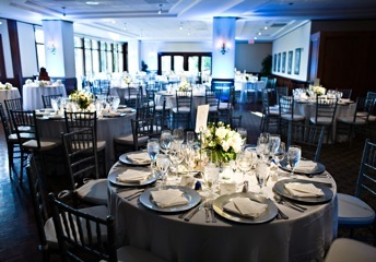 blue, silver, Classic, Lighting, Traditional, Dinner, Chivari, 36th street events