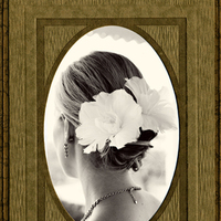 Beauty, Feathers, Vintage, Hairpiece, Feather, Katherine obrien photography