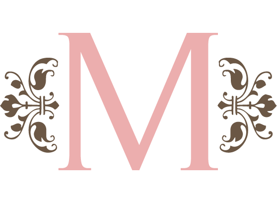 Monogram, Wedding, Scroll, Flourish, Initial, Simply so stylish