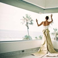 Bride, La, Jolla, Window, Candid, San, Diego, Digital, Film, Posed, Museum, Lisa franchot photography