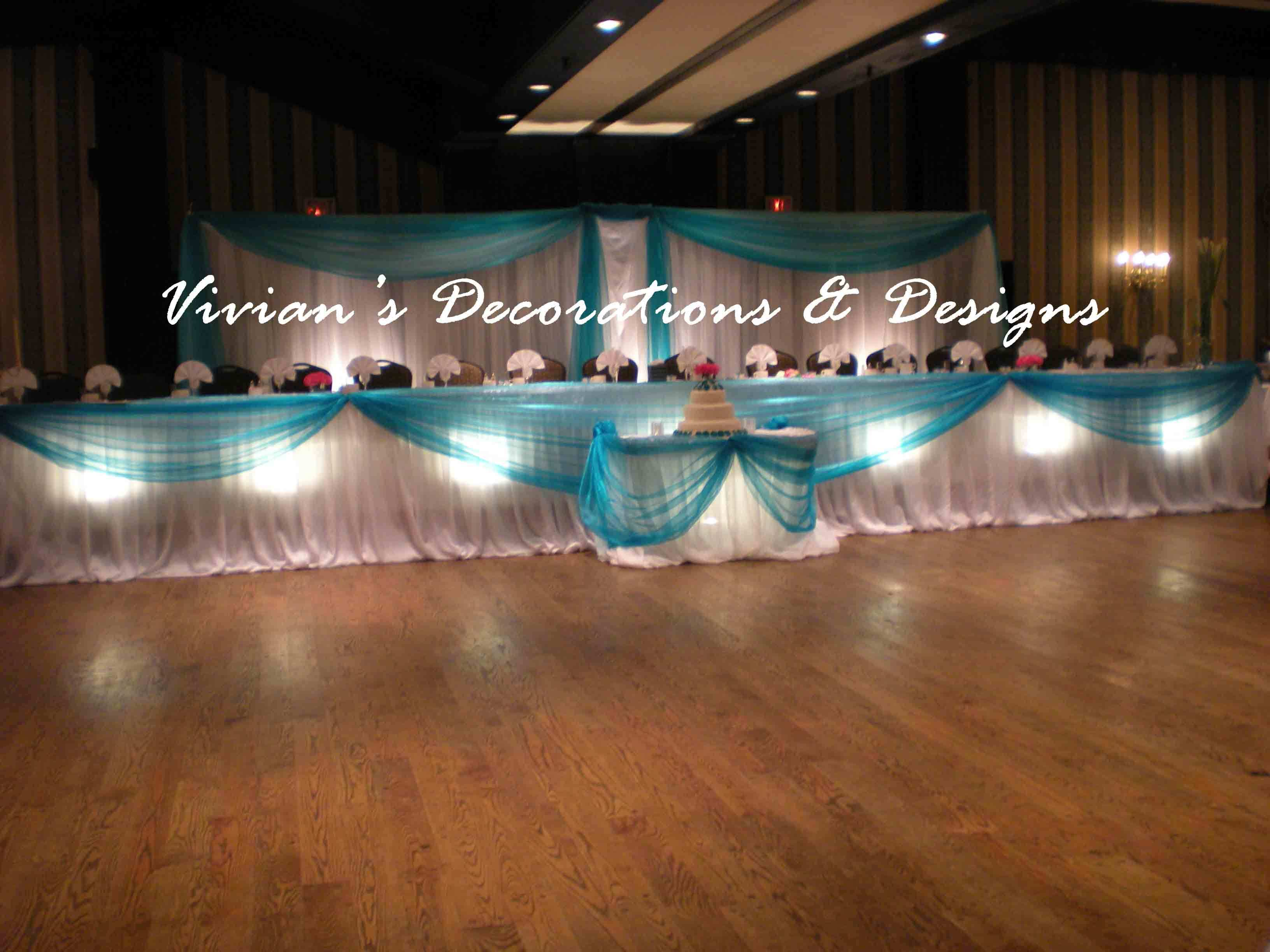 Vendors Vivians Decorations Amp Designs