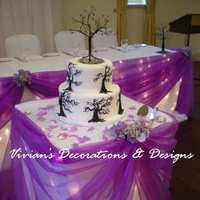 purple, Wedding, Decorations, Decorator, Vivians decorations designs, Toronto, Mississauga, Decorators, Brampton, Decoratoions