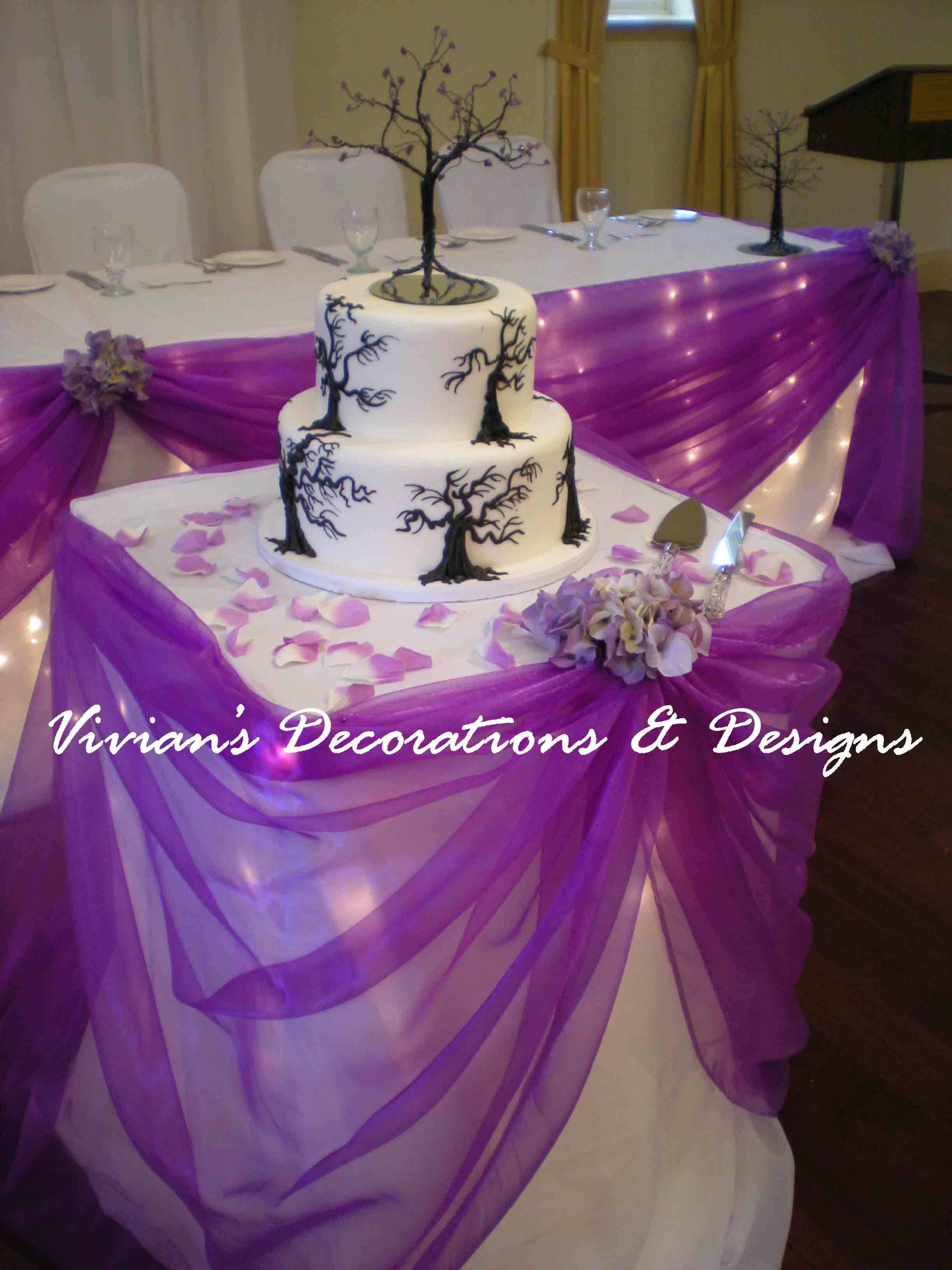 vendors vivians decorations amp designs project wedding. Black Bedroom Furniture Sets. Home Design Ideas