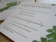 Stationery, Invitations, Brown sugar design