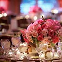 Inspiration, pink, Centerpieces