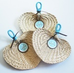 DIY, Favors & Gifts, favor, Beach, Beach Wedding Favors & Gifts, Tropical, Fan