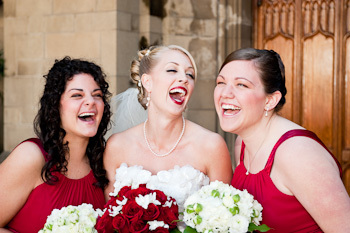 Bride, Bridesmaid, Laughing, Candid, Wayne tam photography