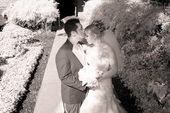 Portrait, Infrared, Kissing, Posed, Wayne tam photography