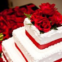 Reception, Flowers & Decor, Cakes, cake, Wayne tam photography