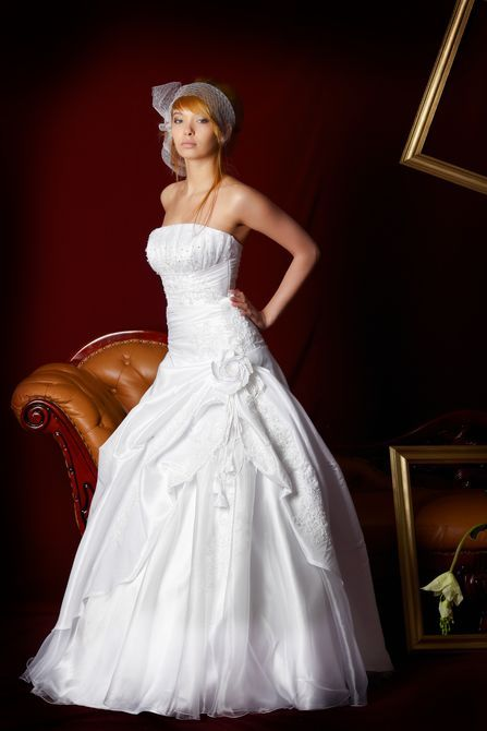 Wedding Dresses, Fashion, dress, Wedding, Collection, 2009, Tulipia bridal