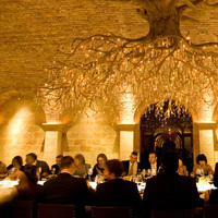 Destinations, North America, Table, Tree, Crystal, Winery, Dinner, Wine, Napa, Crystals, Wine country, Cave, Suzy berberian, a dream day, Napa valley