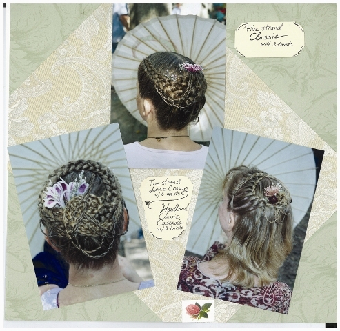 Beauty, Flowers & Decor, Flowers, Wedding, Hair, Style, Day, Updos, Braids, Dos, Dove