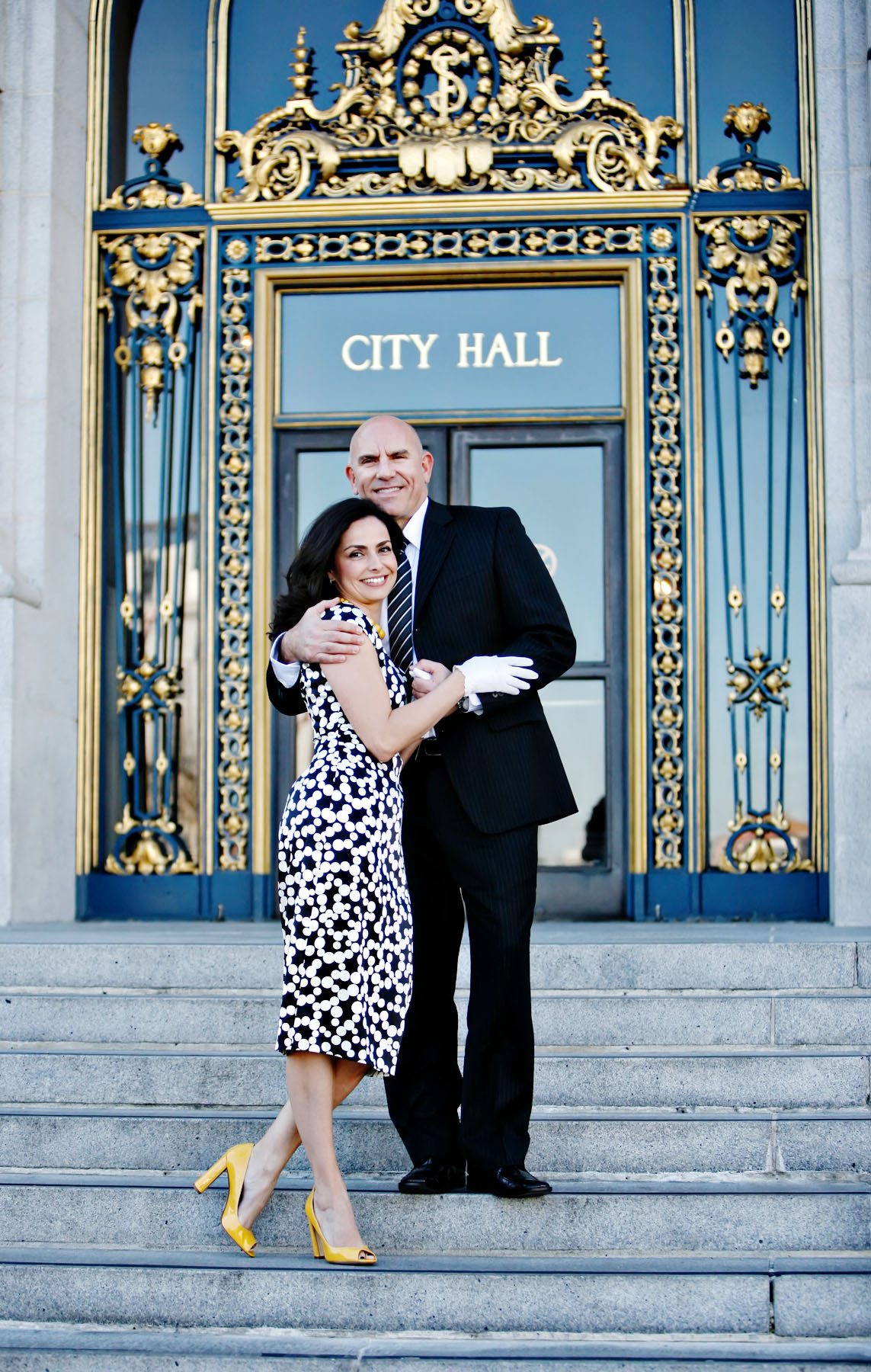 Ceremony, Flowers & Decor, Family, Couple, California, San francisco, City hall, Bay area, Michelle hayes photography