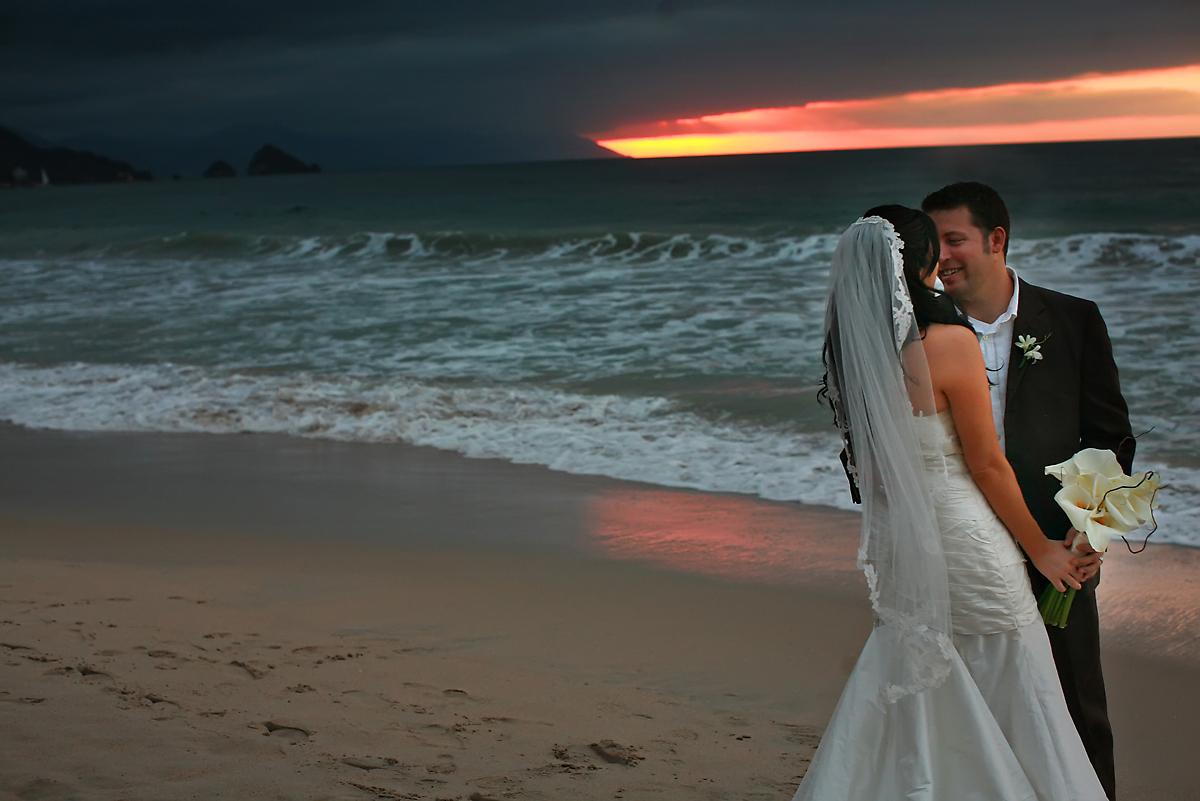 Ceremony, Reception, Flowers & Decor, Destinations, Destination Weddings, Mexico, Beach, Beach Wedding Flowers & Decor, Wedding, Sunset, Villa, Puerto vallarta, Destination wedding, Michelle hayes photography