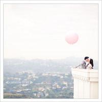 Caroline tran, Engagement photos