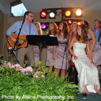 Wedding, Band, Musicians, Fun, Cover, Bands, Variety, Melonbelly acoustic guitar duo
