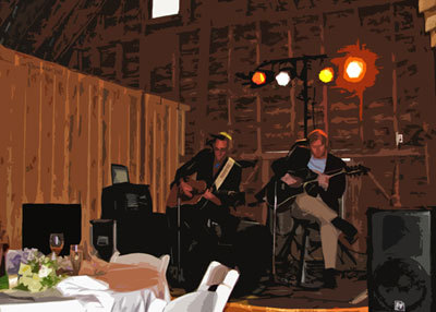 Reception, Flowers & Decor, Wedding, Guitar, For, Acoustic