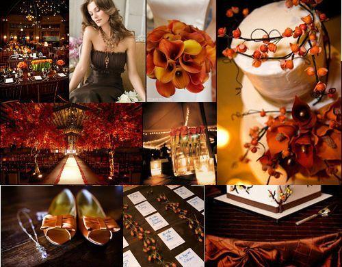 Inspiration, orange, brown, gold, Board